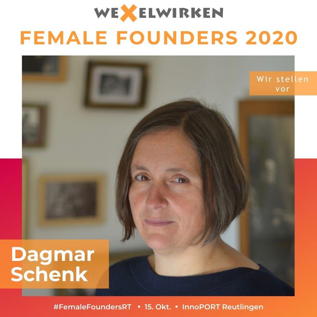 Dagmar Schenk - Female Founders