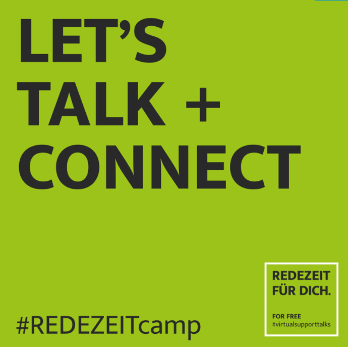 Logo vom Redezeit-Camp