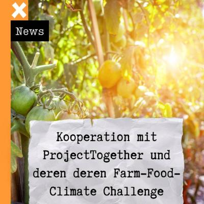 ProjectTogether Farm-Food-Climate-Challenge