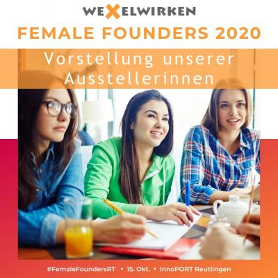Female Founders Night Vorstellungen