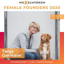 Tanja Germann - Female Founders