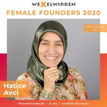 Hatice Avci - Female Founders
