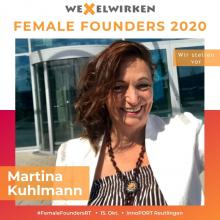 Martina Kuhlmann - Female Founders