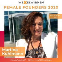 Martina Kuhlmann - Female Founders