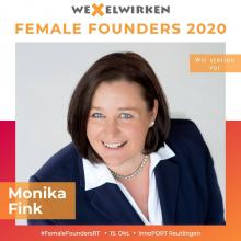 Monika Fink - Female Founders