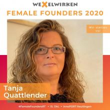 Tanja Quattlender - Female Founders