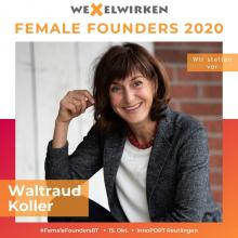 Waltraud Koller - Female Founders