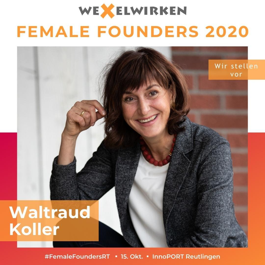 Waltraud Koller - Female Founders